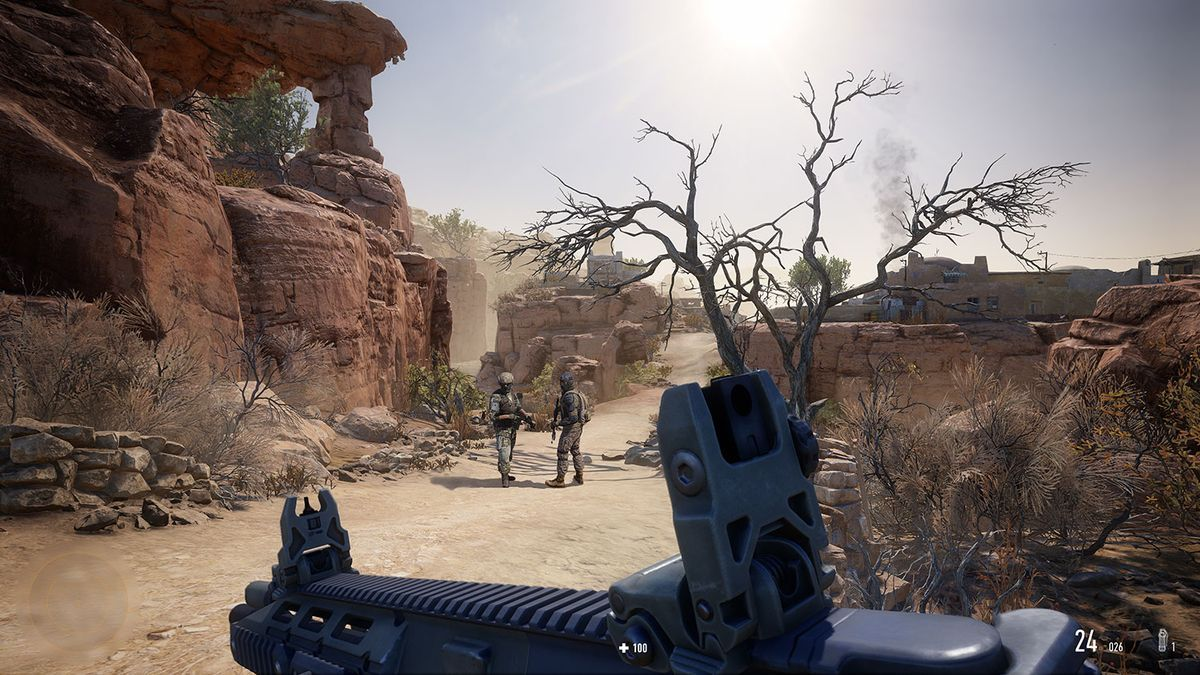 'Sniper ghost Warrior Contracts 2'