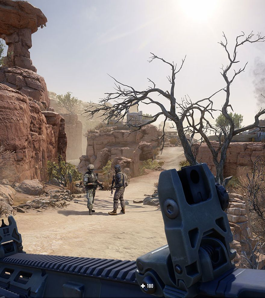 'Sniper Ghost Warriors Contracts 2' fija su mirada en el escenario de la campaña