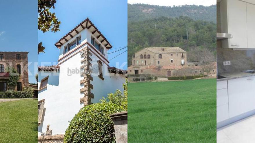 Cases a Manresa per més o menys 1 milió d'euros