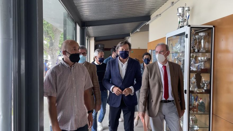 El Concello de Miño saca a concurso las obras de ampliación del Club Náutico tras años de demandas