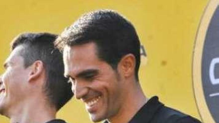 Contador vive hoy su último día como ciclista
