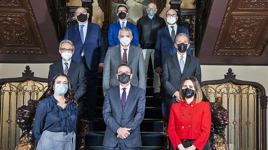 Los notarios ya tienen nueva junta directiva