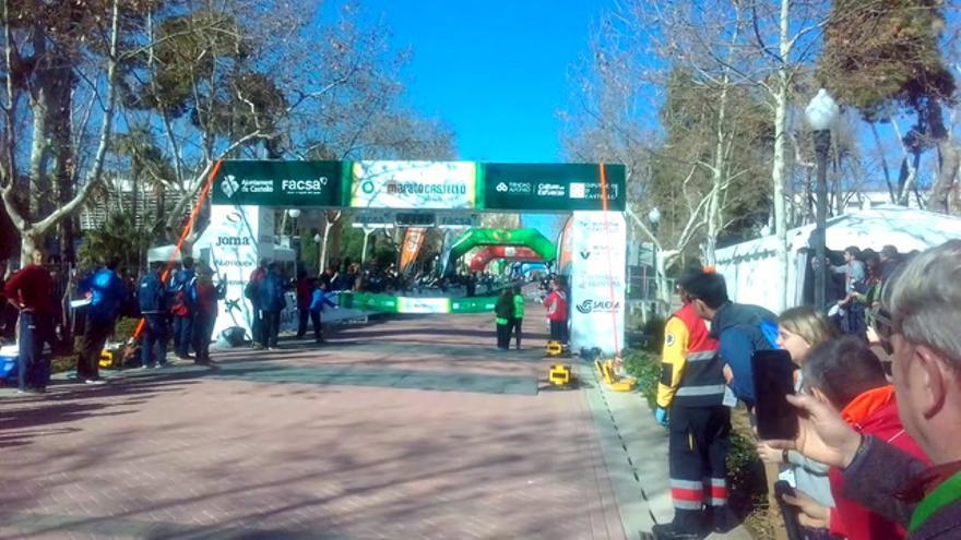Kiplimo y Ayanu vencen el VIII Marató BP Castelló