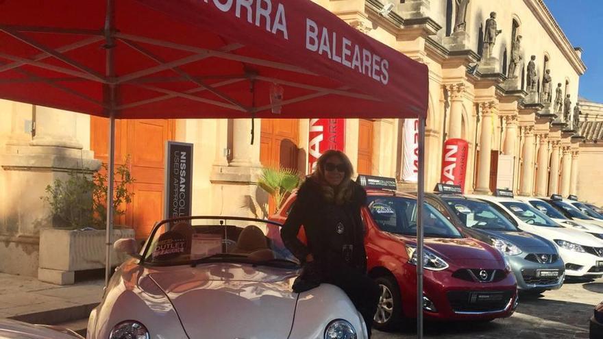Tercera edición de la Gran Feria Outlet Mallorca en el Pueblo Español