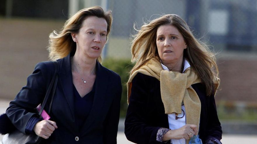 El tribunal da diez días a la mujer de Bárcenas para entrar en prisión