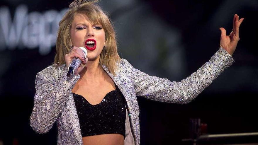 Taylor Swift, la mejor pagada