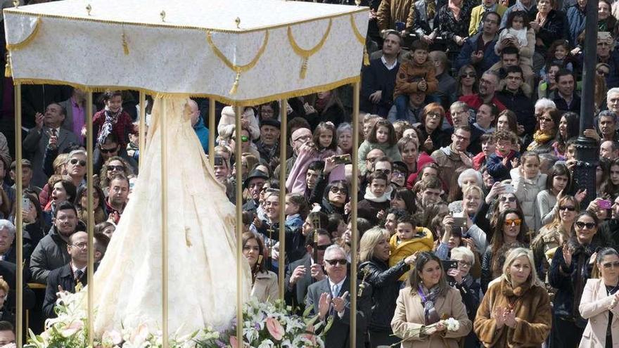 Semana Santa Zamora: Paso primaveral a la Pascua