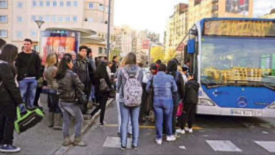 Bus & Bahn: Umsteigen in Palma wird kostenlos