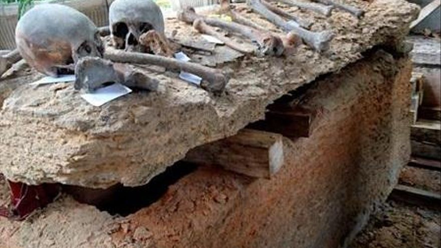 La tumba del templario desconocido