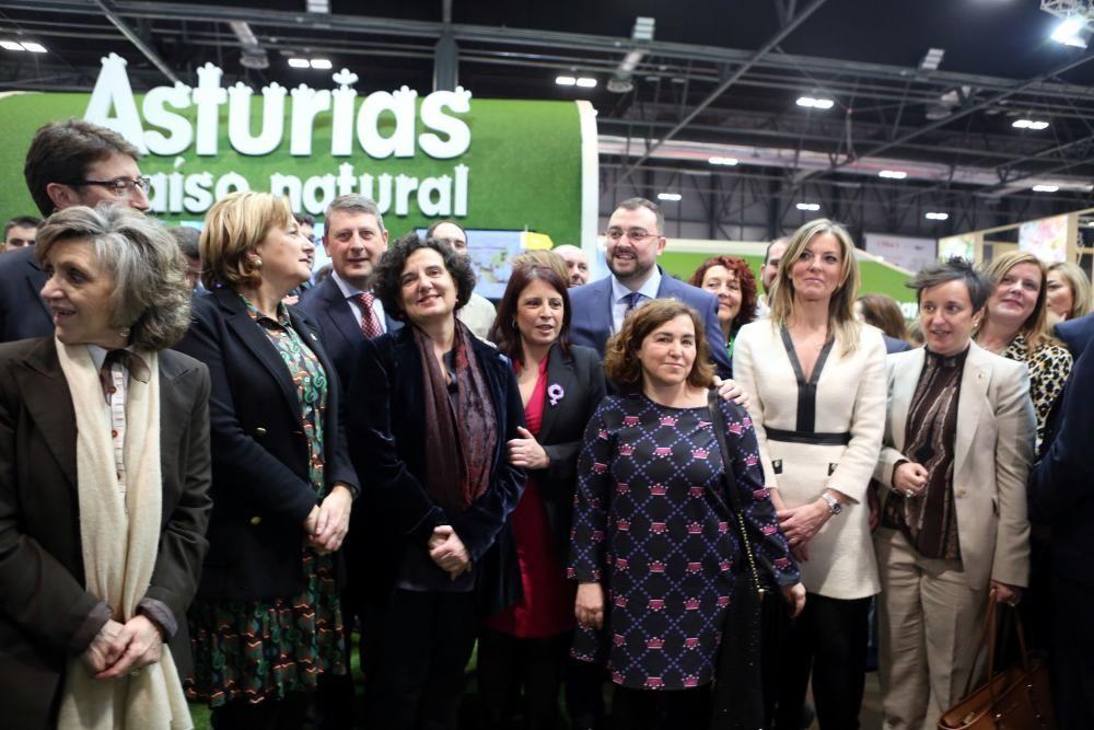 Día de Asturias en Fitur