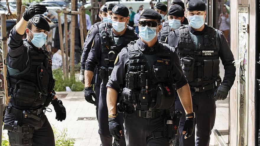 Las detenciones enturbian el proceso de renovación del PPCV