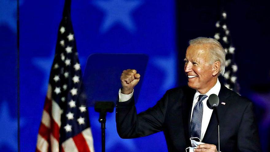 Joe Biden, un polític  de la vella guàrdia