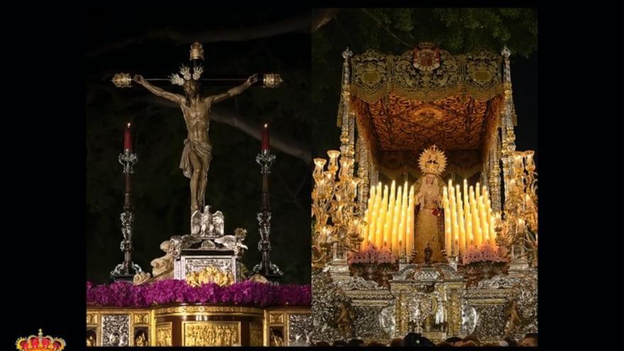 La Expiración prepara una procesión solidaria para el próximo Miércoles Santo