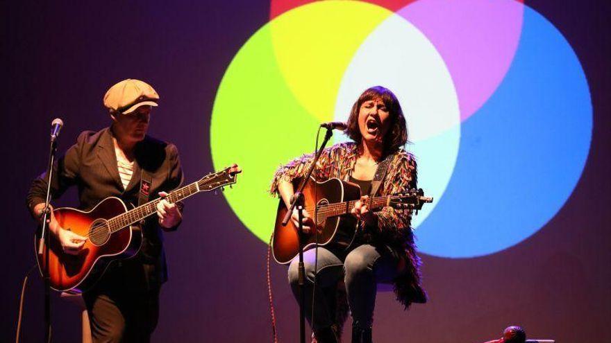 Amaral ofrece este sábado un concierto virtual para recaudar fondos para La Palma