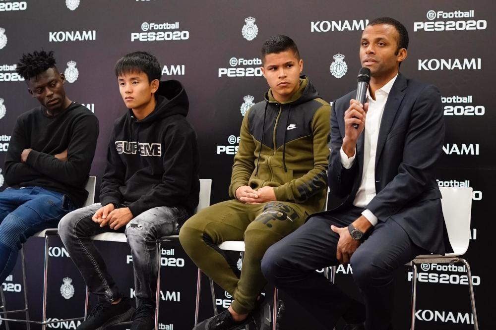 El Real Mallorca firma un acuerdo con Konami