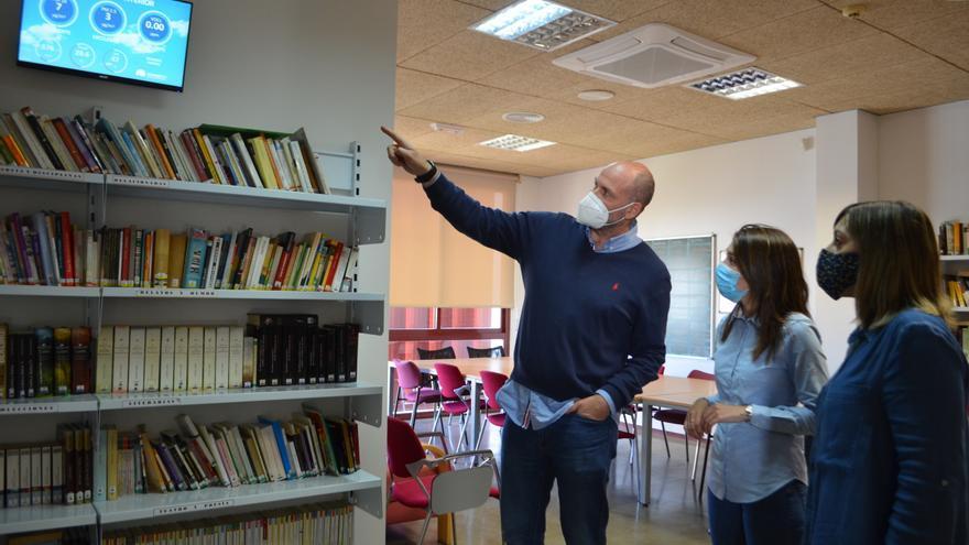 El centro de mayores de Orpesa será el primero de la Comunitat en ventilar con aire puro