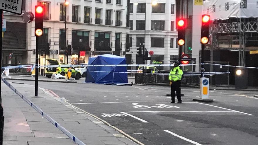 L'autor de l'atac de Londres havia estat condemnat el 2012 per terrorisme