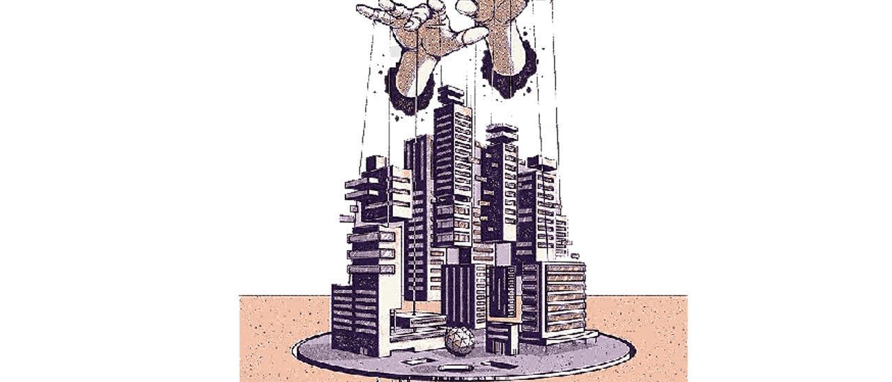 Ilusitración sobre inversiones