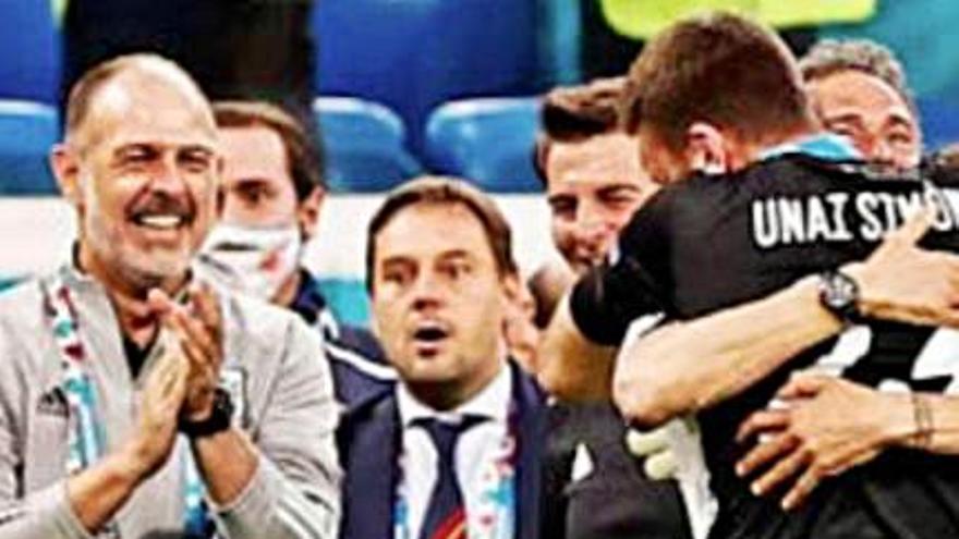 Fútbol: Juanjo González será el entrenador de porteros de la selección española