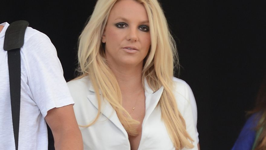 Britney Spears asegura que no volverá a actuar mientras su padre tenga su tutela