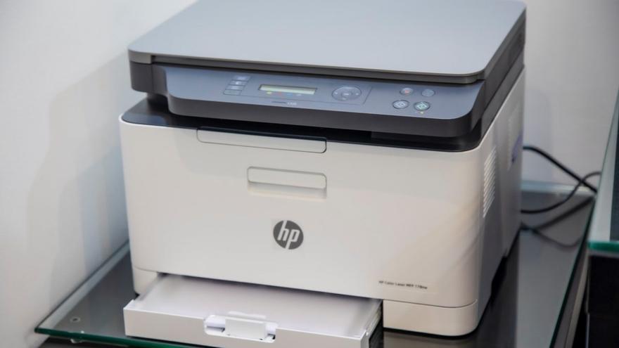 Tu impresora HP al 44% de descuento