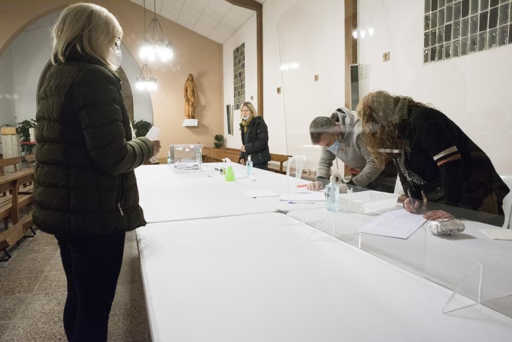 Les eleccions del 14-F a Súria