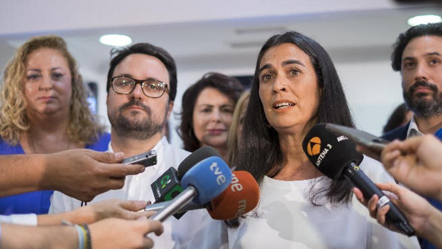 """Hernández Bento: """"Solo el PP garantiza que el voto se queda en un partido"""""""
