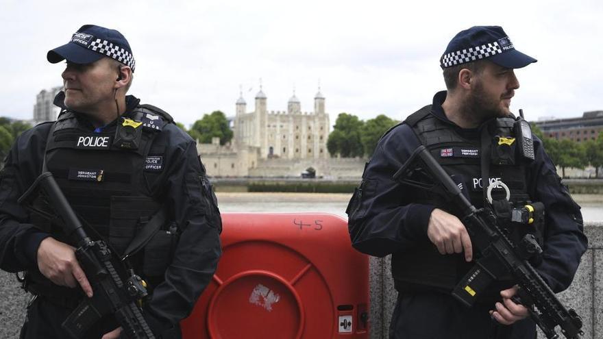 La policía británica borra por error 400.000 historiales criminales