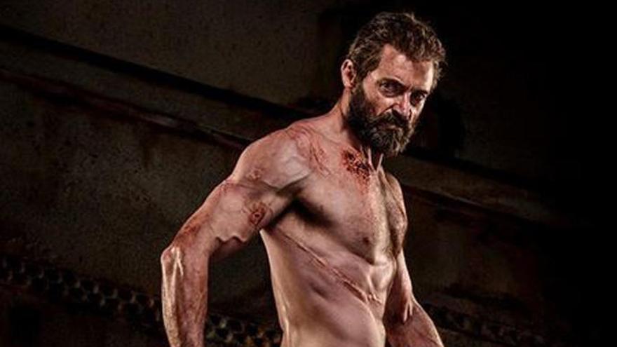 Hugh Jackman celebra el aniversario de 'Logan' con imágenes inéditas