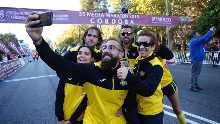La contracrónica de la Media Maratón de Córdoba: Esa fuerza que empuja al corredor
