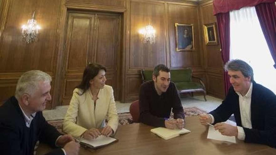 El Palacio Valdés acogerá el 20 de mayo la gala anual de Jóvenes Empresarios