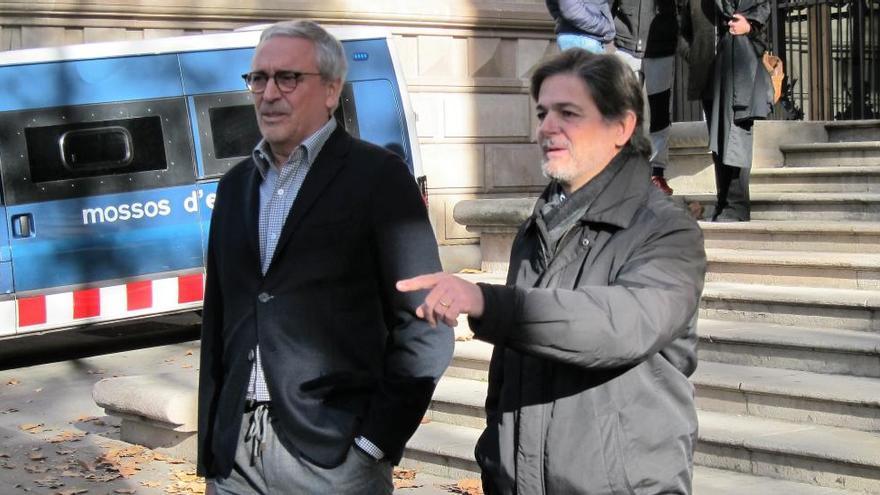 Oriol Pujol torna a la presó després que la jutgessa li hagi revocat el tercer grau