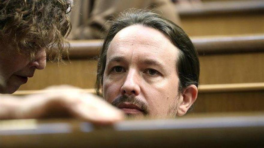 """Iglesias avisa a Errejón: """"A todos nos juzgarán por los hechos"""""""