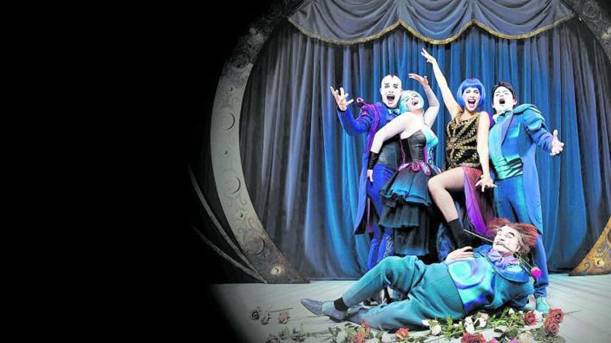 The Opera Locos, batalla de egos y 'bel canto'