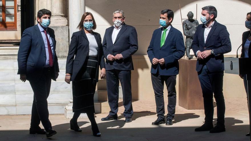 """Isabel Franco: """"Firmé la moción, pero a mí no me eligieron para entregar Murcia a Pedro Sánchez"""""""