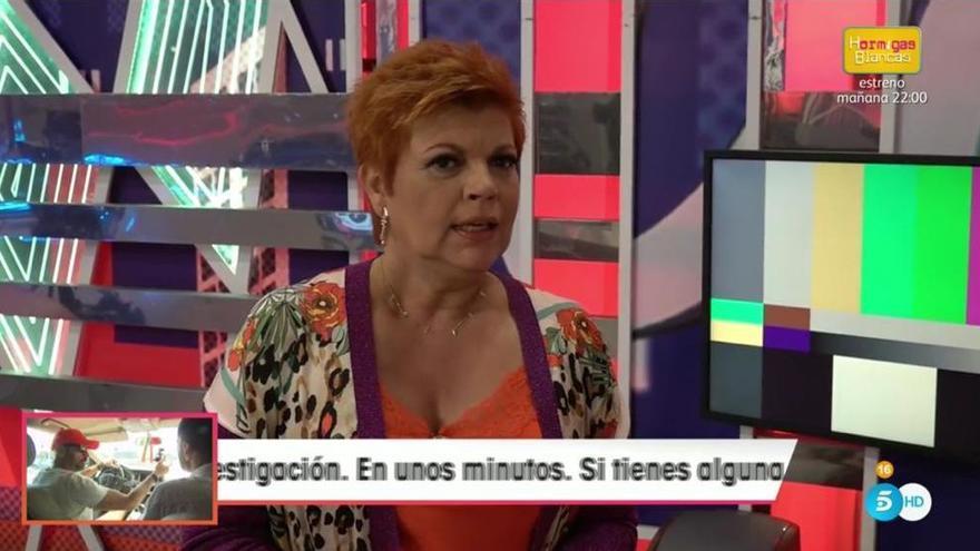 María Patiño revela años después y por sorpresa lo que le dijo Terelu cuando abandonó Sálvame