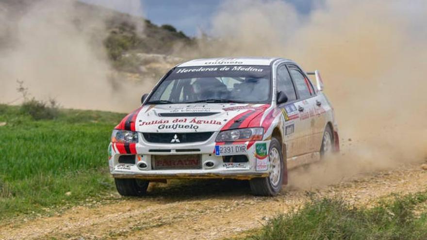 Quinta posición para Quintana y Bonilla en el Rally Terras do Mandeo