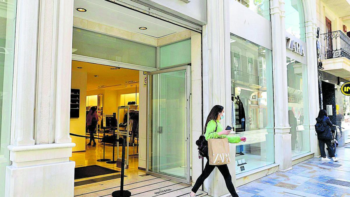 Zara cierra su tienda en la calle Mayor tras 30 años