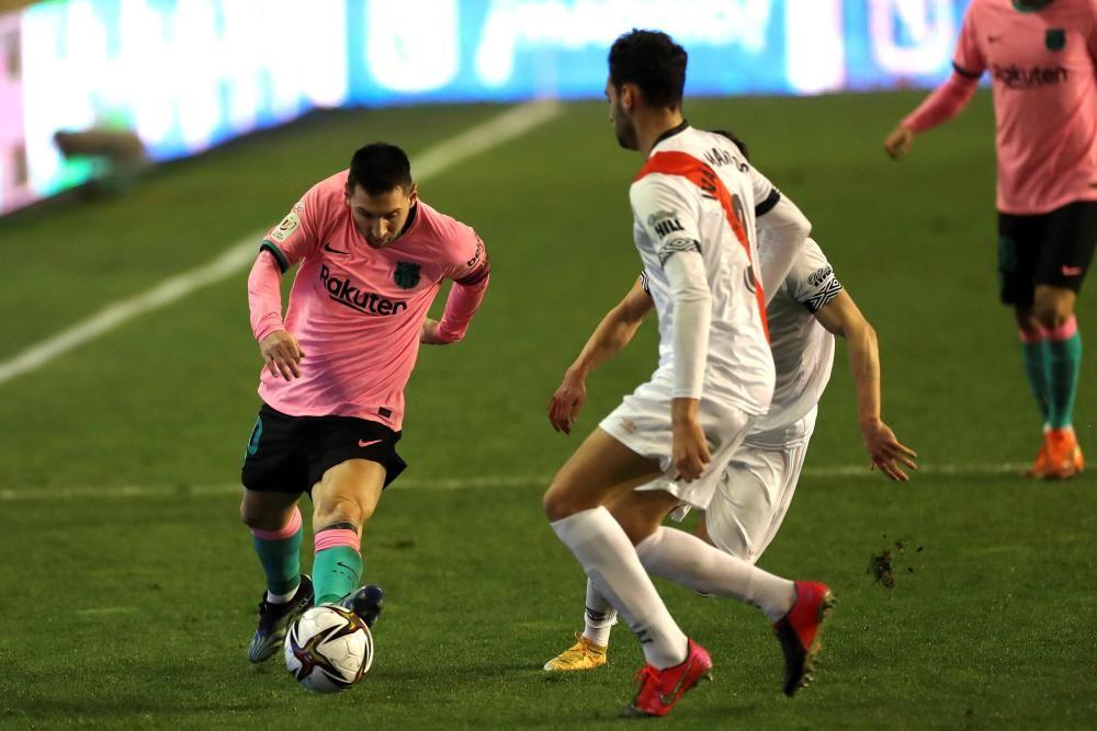Copa de Rey | Rayo Vallecano - Barcelona