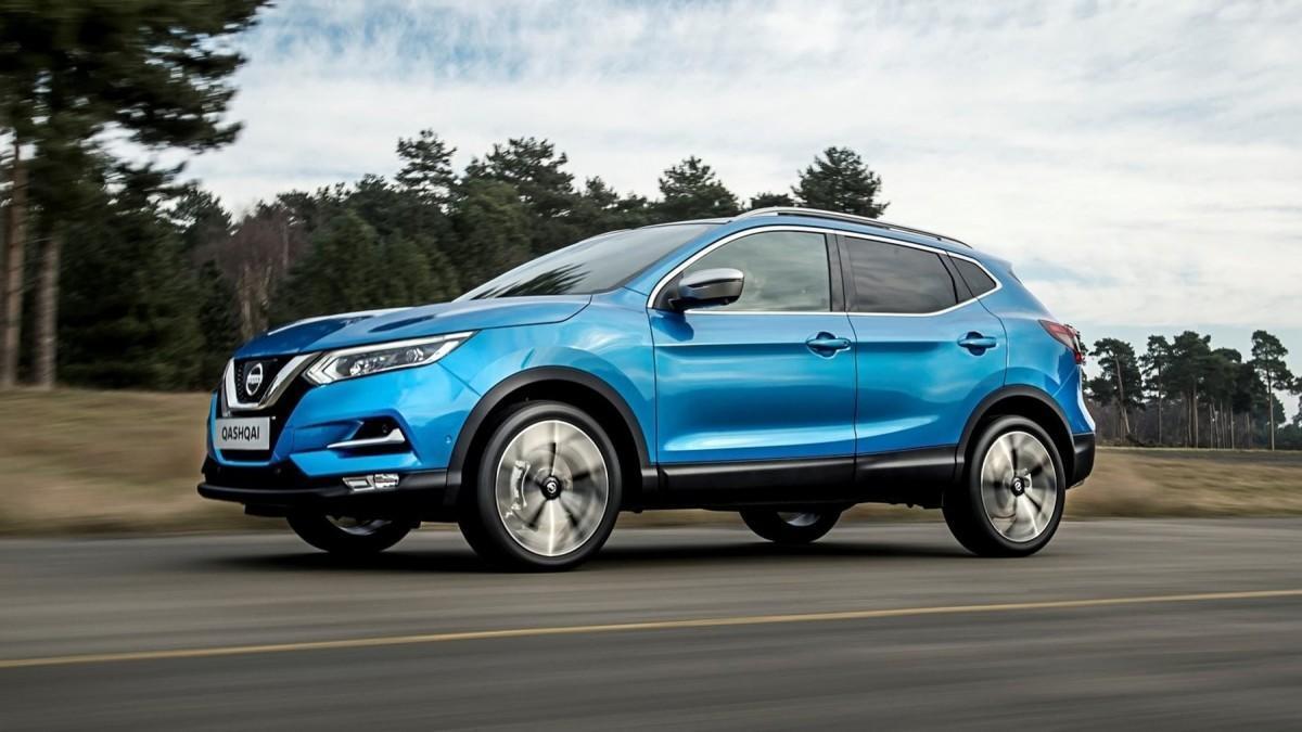 Los 10 SUV más vendidos en diciembre de 2020 en España