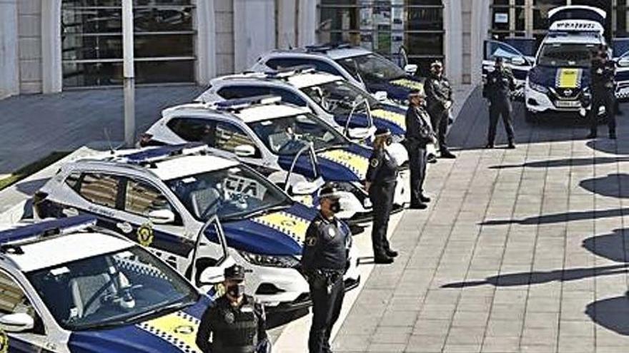 Torrevieja renovará su parque móvil con 41 nuevos vehículos