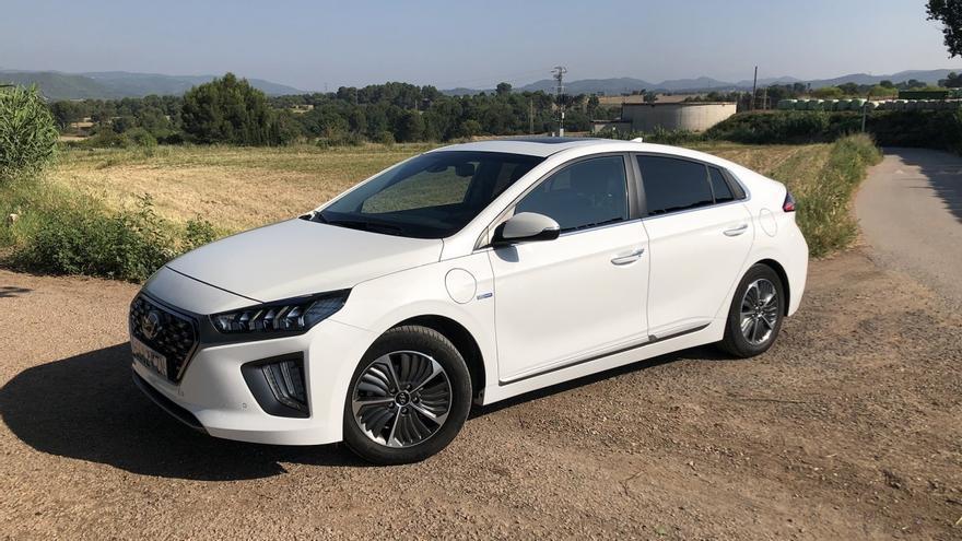 Prueba del Hyundai Ioniq Plug-in, ajustes para seguir siendo la referencia