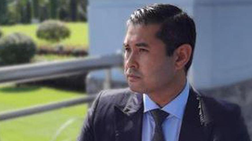 El príncipe de Johor podría llegar a Valencia la semana que viene