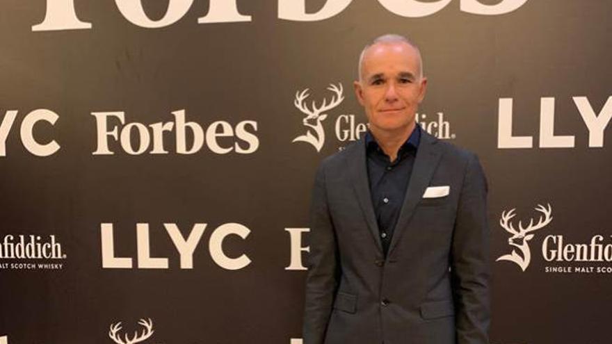Pablo Isla, de Inditex, recibe el premio Forbes al mejor CEO de la última década