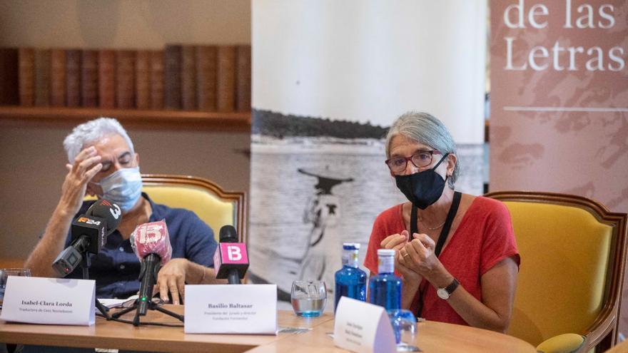 Se abre el debate literario en las Converses de Formentor