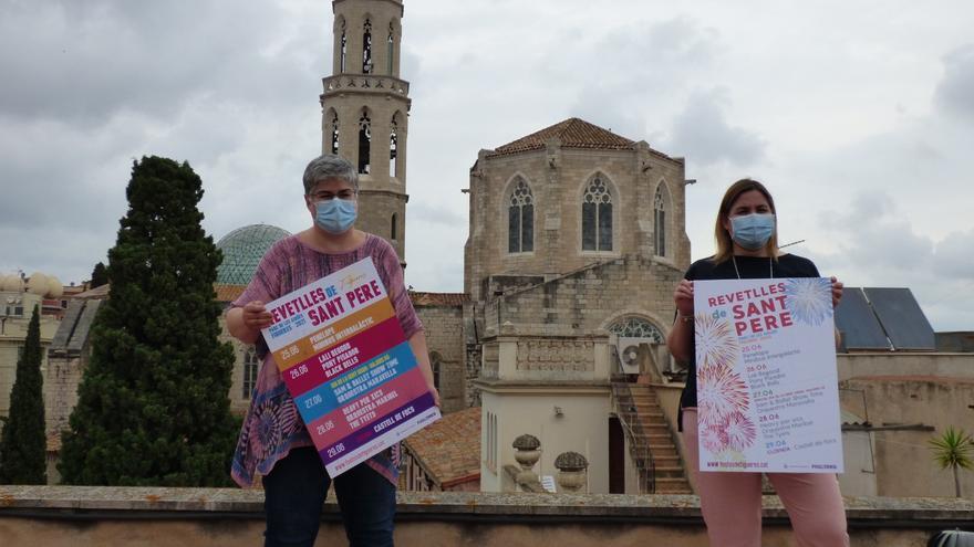 Figueres celebrarà Sant Pere amb una programació que recupera l'esperit de la revetlla