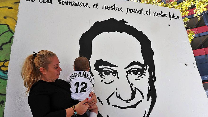 La puerta 12 de Mestalla será para Españeta