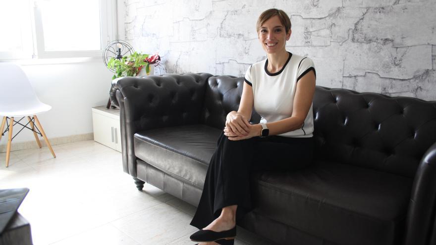 Sílvia Cubo: «L'empresa pot tenir més beneficis amb la neurociència»