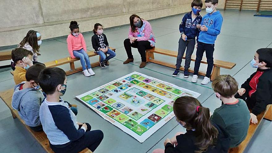 El Plan Revitaliza lleva sus actividades a los colegios