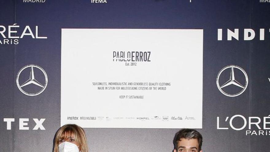 Pablo Erroz: «Begoña Gómez se siente identificada con mi moda»